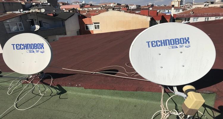 Bayrampasa uydu servisi