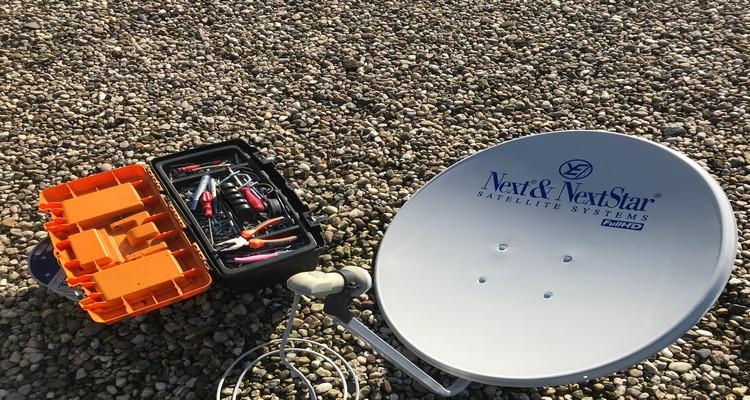 Bayrampaşa uydu montajı