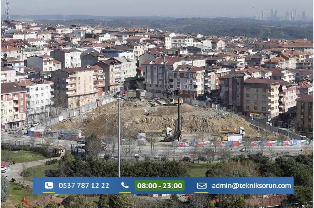 Gazi Mahallesi Uydu Servisi
