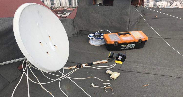 Kağıthane uydu servisi
