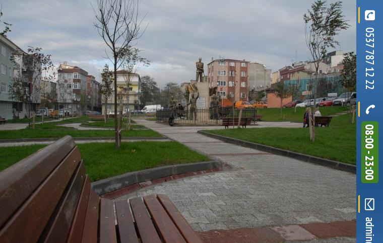Karadeniz Mahallesi Uydu Servisi