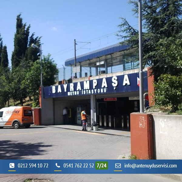 Muratpaşa mahallesi uydu servisi