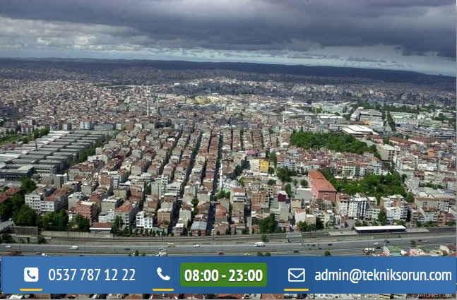 Orta Mahalle Uydu Servisi