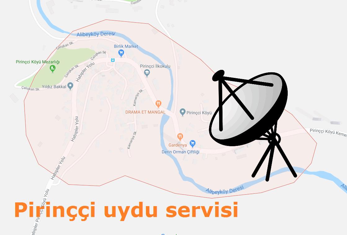 Pirinççi  Uydu Servisi 0537 787 12 22