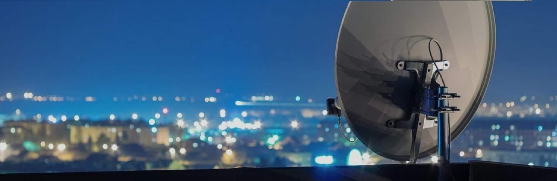 Slider çanak anten